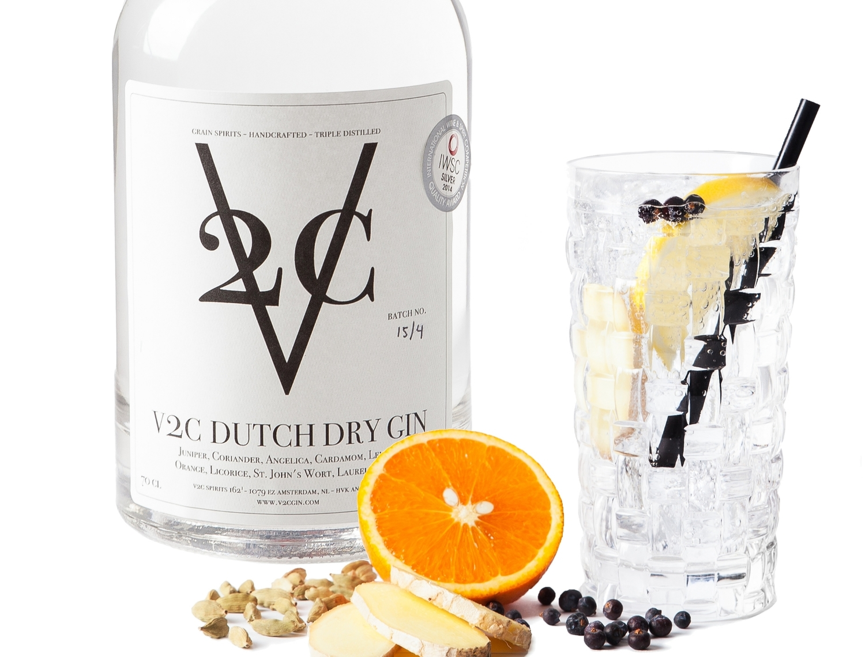 V2C Dutch Dry Gin