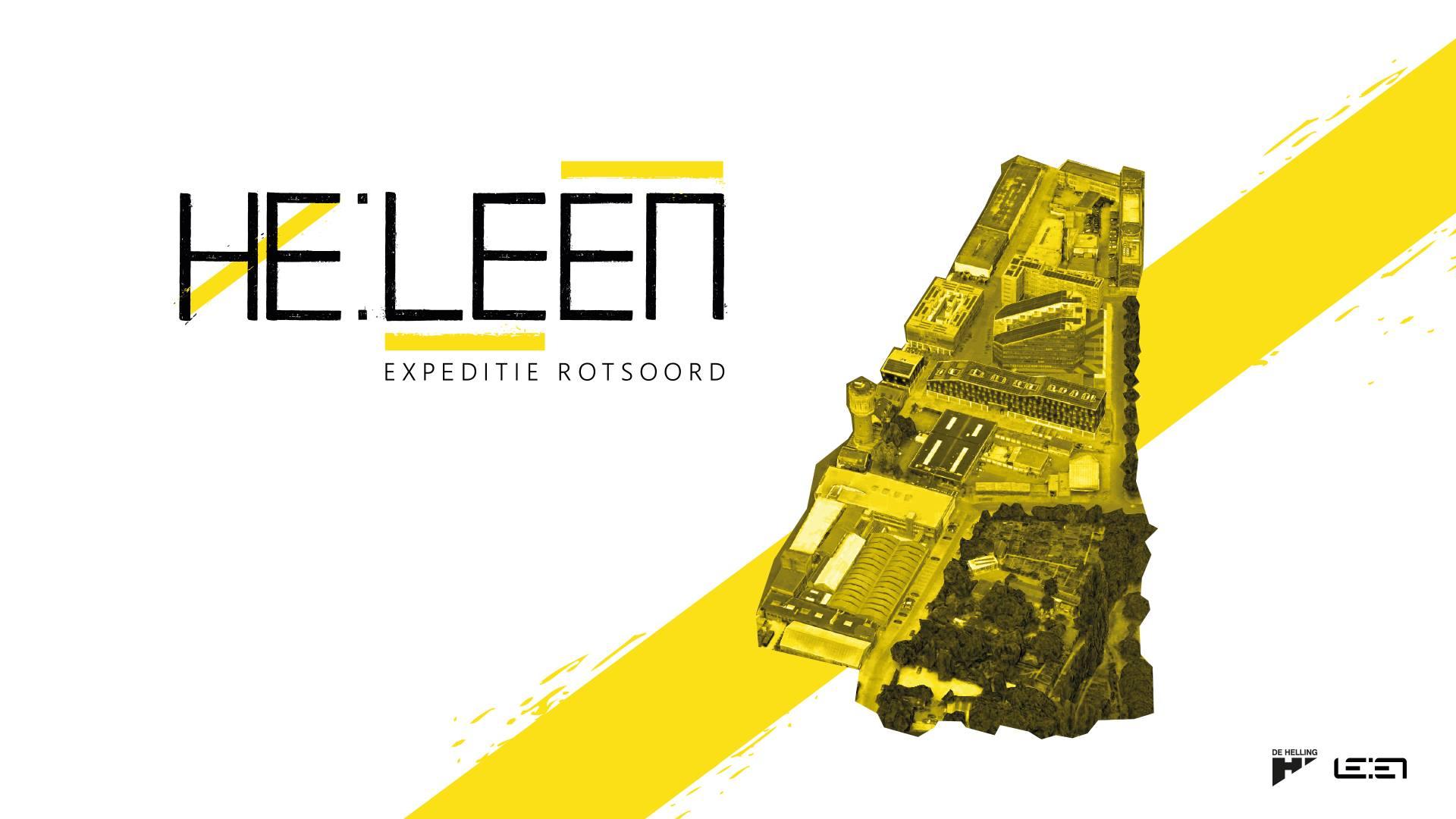 H E : L E E N | Expeditie Rotsoord